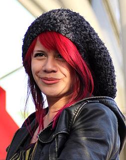 Allison Iraheta singer, musician