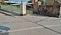 Alltagsskulpturen Mahnmal by Catrin Bolt, Franzensbrücke 01.jpg