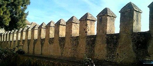 Almenas del Castillo de San Marcos. 03.jpg