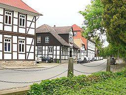 Schloßstraße in Wolfsburg