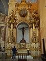 Altar del Cristo de la espiración, Iglesia Santo Domingo, Cartagena deIndias, Colombia.jpg