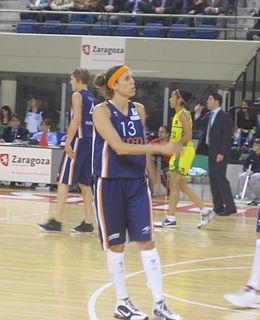 Amaya Valdemoro basketball player