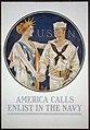 America calls - enlist in the Navy LCCN2002712075.jpg