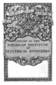 American Institute of Electrical Engineers bookplate.png