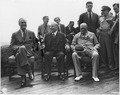 American and Allied leaders at international conferences - NARA - 292626.tif