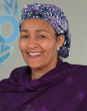 Deputy Secretary-General of the United Nations - Image: Amina J Mohammed