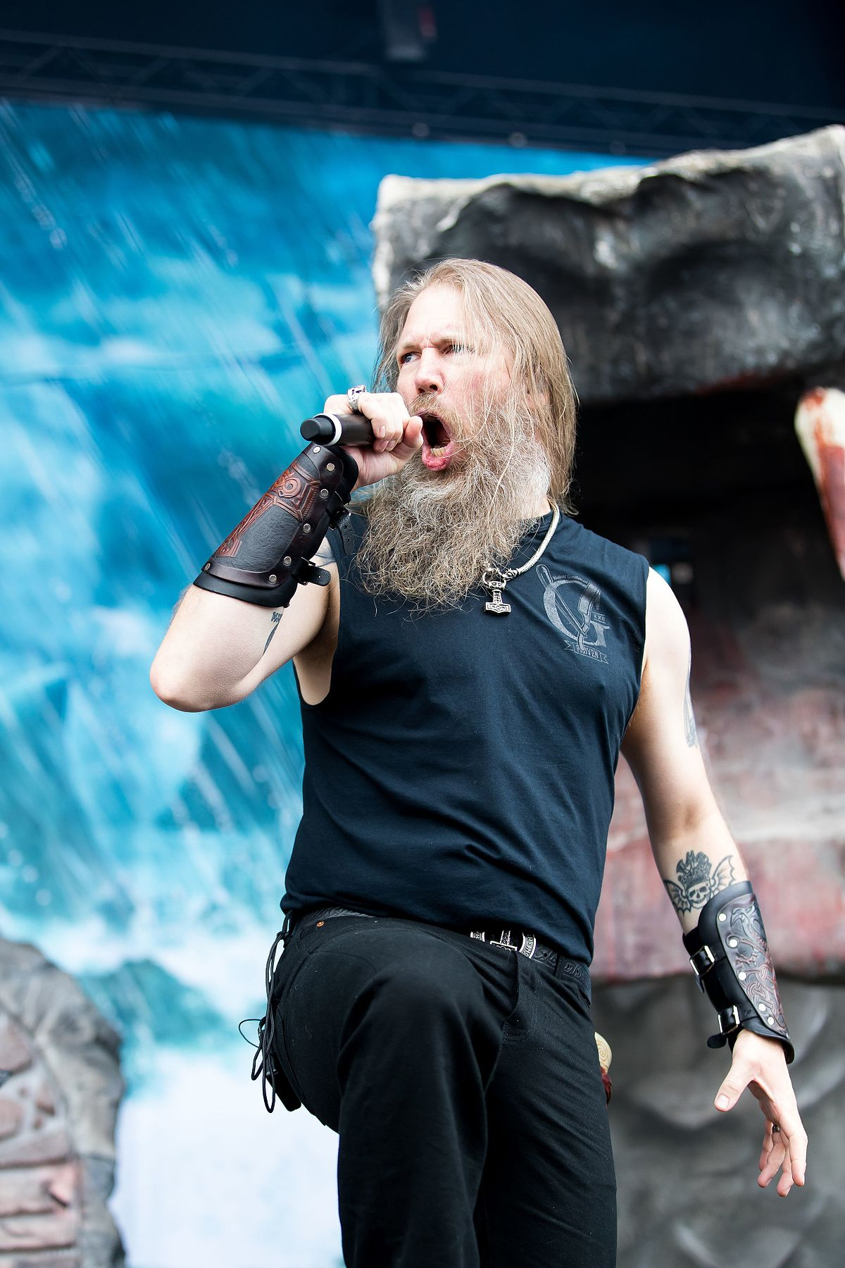 Amon Amarth Live Rock Am Ring