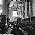 Amsterdam. Interieur zijbeuk tegenover de preekstoel van de Westerkerk, Bestanddeelnr 918-1338.jpg