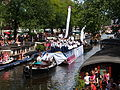 Amsterdam Gay Pride 2013 boat no9 Police pic3.JPG