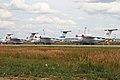An-72 line-up at Chkalovsky (8538147562).jpg