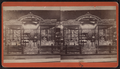 An exhibit of Simpson, Hall, Miller & Co. merchandise at a fair, by Charles G. Hull.png