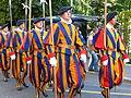 Anciens gardes suisses pontificaux à Lausanne 12.jpg