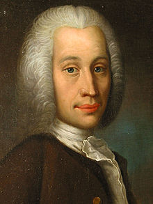 Anders Celsius av Olof Arenius.