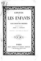 Hans Christian Andersen: Contes pour les enfants