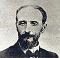 André Tournois, champion de France du 100 mètres en 1892 et sélectionné en 1896 aux JO d'Athènes.jpg