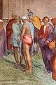 Andrea del Sarto, liberazione di un'indemoniata, 1509-1510, 09.jpg