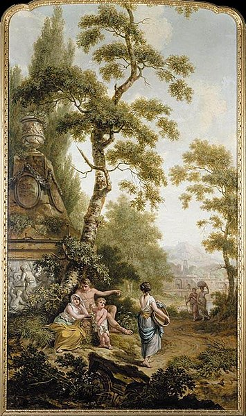 File:Andriessen, Jurriaen - Arcadian Landscape - 1780s.jpg