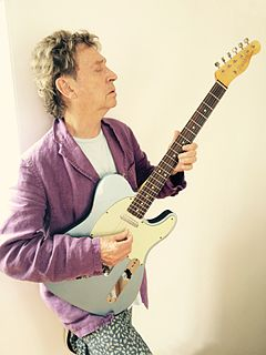 Andy Summers British guitarist