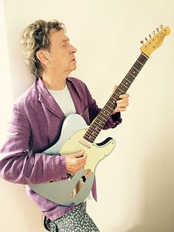 Andy summers with guitar 2015