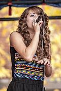 Angie Miller performing.jpg