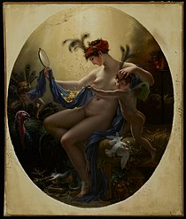 Anne-Louis Girodet de Roussy-Trioson - Portrait of Mlle. Lange as Danae - 69.22 - Minneapolis Institute of Arts.jpg