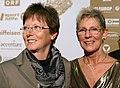 Annemarie Moser-Pröll, Beatrix Schuba - Gala Nacht des Sports 2011.jpg