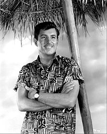 Anthony Eisley Hawaiian Eye 1961