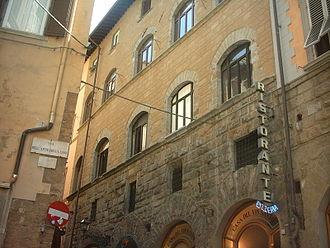 Arte di Calimala - The late-14th century Palazzo dell'Arte di Calimala, seat of the guild