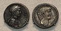 Antiochia (forse), tetradracma di cleopatra VII e marcantonio, 36 ac ca.JPG