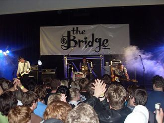 Antiskeptic - Antiskeptic performing live in 2008