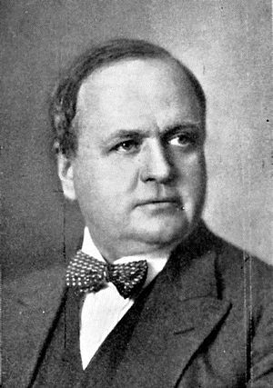 Norwegian parliamentary election, 1930 - Image: Anton Wilhelm Brøgger