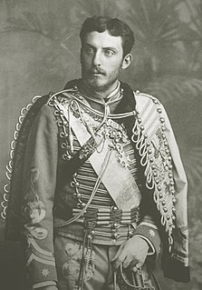 Infante Antonio, Duke of Galliera Duke of Galliera