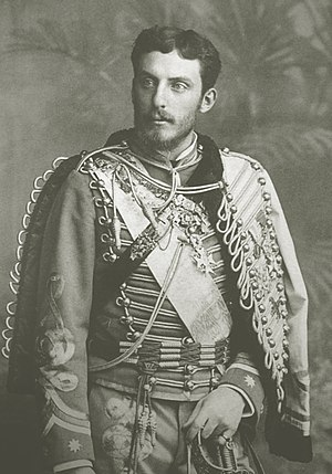 Infante Antonio, Duke of Galliera - Image: Antonio, Duke of Galliera
