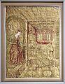 Antonio del pollaiolo (disegno), salomè presenta la testa di san giovanni a erodiade, 1466-88.JPG