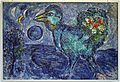 Antonio rocchi su dis. di marc chagall, le coq bleu, 1958-59.jpg