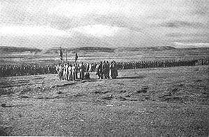 Battle of Bitlis - Image: Antranik in Bitlis 1917