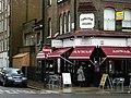 Anwar's Restaurant, Fitzrovia - geograph.org.uk - 656949.jpg