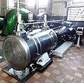 Appeltern, stoomgemaal de Tuut, een der 2 pompmachines.jpg