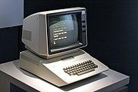 Apple II Plus, Museum of the Moving Image.jpg