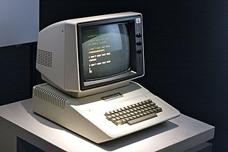 20th century - The computer is a major technological advancement in this century.