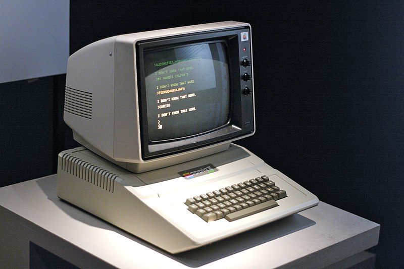 File:Apple II Plus, Museum of the Moving Image.jpg