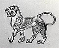 Applique in the shape of a lion MET HB55 186.jpg