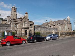 Arbour Hill Prison - Image: Arbour Hill Prison