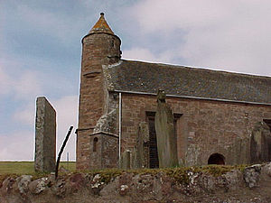 Arbuthnott - Arbuthnott Church