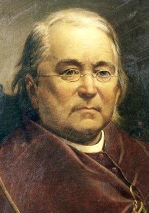 Martin John Spalding - Image: Archbishop Martin John Spalding