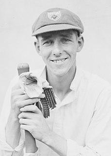 Archie Jackson Australian cricketer