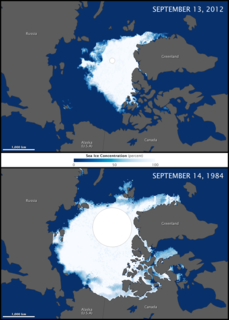 Climate change in the Arctic Impacts of climate change on the Arctic