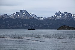 Argentine ship in the Beagle Channel (5536593968).jpg