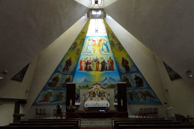 Armenian Catholic Church in Buenos Aires