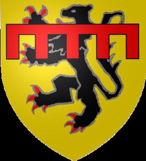 Beaujeu, Rhône - Image: Armoiries Beaujeu